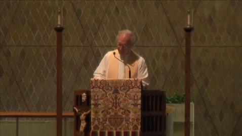 Thumbnail for entry Kramer Chapel Sermon - April 1, 2016