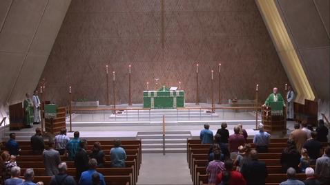 Thumbnail for entry Kramer Chapel Sermon - Wednesday, July 21, 2021