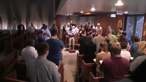 Thumbnail for entry Kramer Chapel Sermon - July 15, 2015