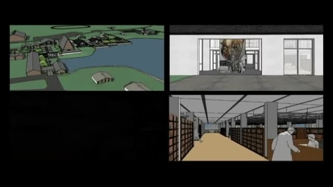 Thumbnail for entry Walther Library Expansion Construction Update - Timelapse Part 1