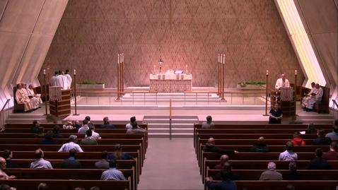 Thumbnail for entry Kramer Chapel Sermon - Wednesday, May 8, 2019