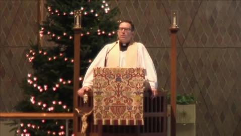 Thumbnail for entry Kramer Chapel Sermon - January 14, 2016