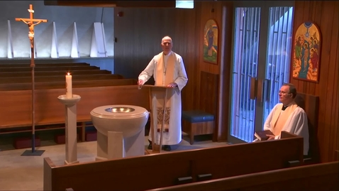 Thumbnail for entry Kramer Chapel Sermon - Thursday, May 07, 2020