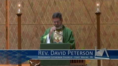 Thumbnail for entry Kramer Chapel Sermon - November 29, 2017