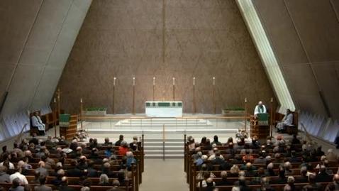 Thumbnail for entry Kramer Chapel Sermon - January 19, 2017