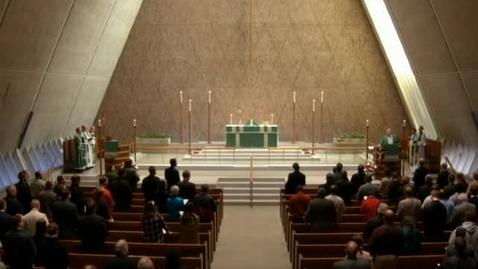 Thumbnail for entry Kramer Chapel Sermon - November 9, 2016