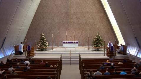 Thumbnail for entry Kramer Chapel Sermon - December 14, 2017