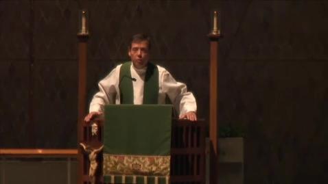 Thumbnail for entry Kramer Chapel Sermon - October 22, 2015