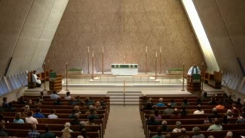 Thumbnail for entry Kramer Chapel Sermon - October 21, 2016