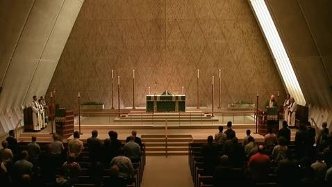 Thumbnail for entry Kramer Chapel Sermon - September 23, 2015