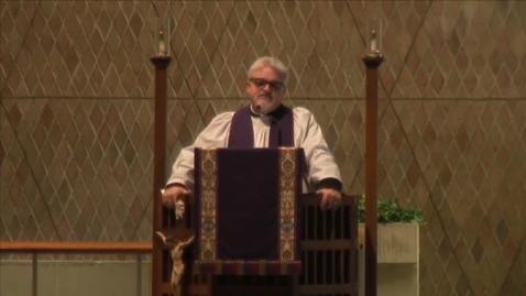 Thumbnail for entry Kramer Chapel Sermon - February 18, 2016