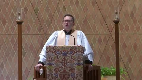 Thumbnail for entry Kramer Chapel Sermon - April 10, 2018
