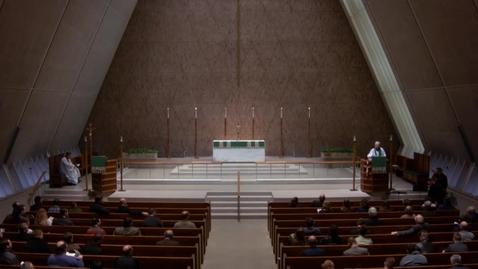 Thumbnail for entry Kramer Chapel Sermon - January 23, 2018