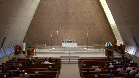 Thumbnail for entry Kramer Chapel Sermon - November 27, 2017
