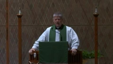 Thumbnail for entry Kramer Chapel Sermon - October 13, 2017