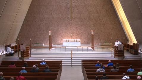 Thumbnail for entry Kramer Chapel Sermon - Tuesday, April 13, 2021