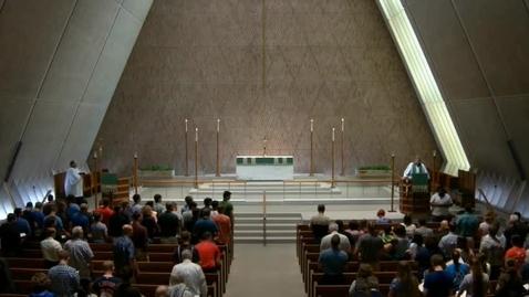 Thumbnail for entry Kramer Chapel Sermon - June 30, 2017