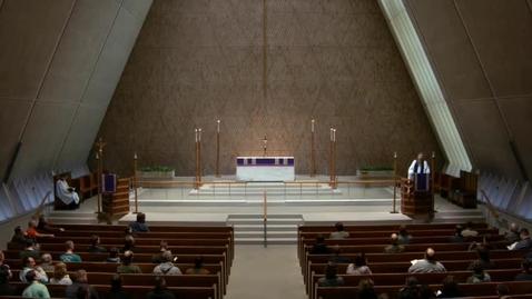 Thumbnail for entry Kramer Chapel Sermon - March 31, 2017