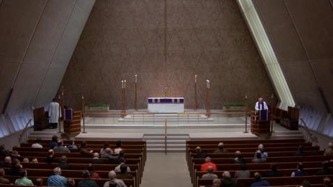 Thumbnail for entry Kramer Chapel Sermon - February 22, 2018