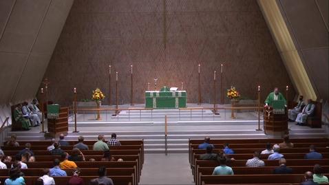 Thumbnail for entry Kramer Chapel Sermon - Wednesday, September 09, 2020