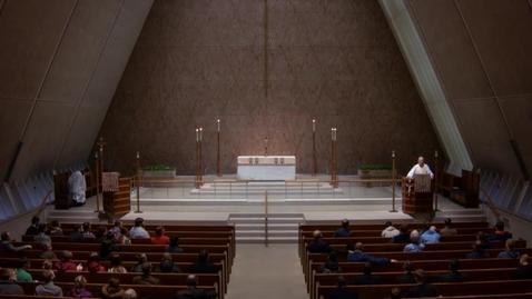 Thumbnail for entry Kramer Chapel Sermon - April 03, 2018