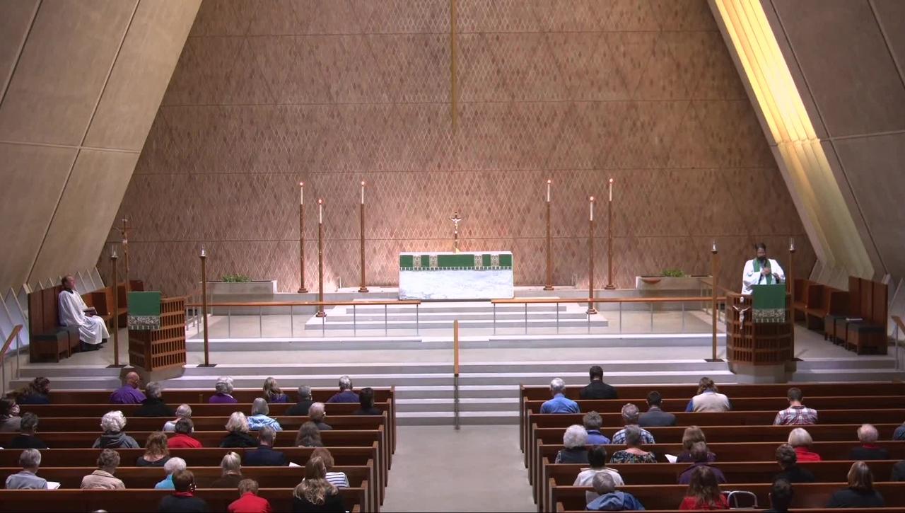 Kramer Chapel Sermon - Tuesday, October 13, 2020