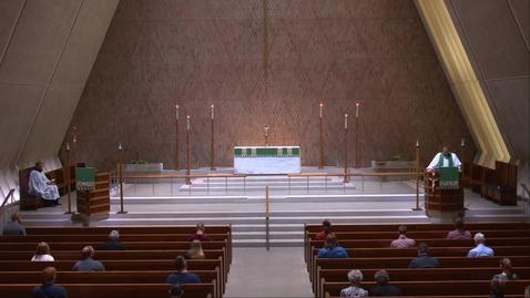Thumbnail for entry Kramer Chapel Sermon - Friday, July 24, 2020