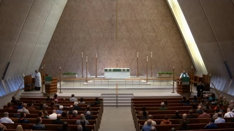 Thumbnail for entry Kramer Chapel Sermon - September 28, 2017