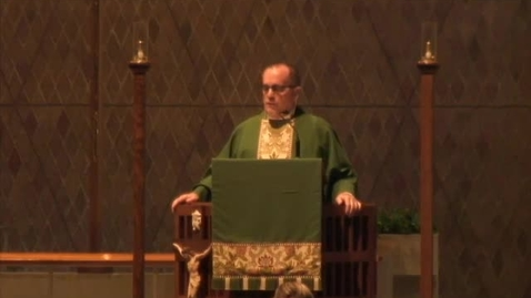 Thumbnail for entry Kramer Chapel Sermon - June 22, 2016