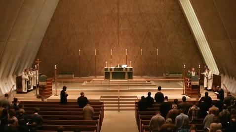 Thumbnail for entry Kramer Chapel Sermon - January 27, 2016