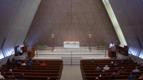 Thumbnail for entry Kramer Chapel Sermon - April 17, 2018