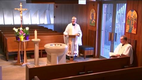Thumbnail for entry Kramer Chapel Sermon - Thursday, April 16, 2020