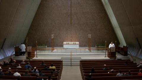 Thumbnail for entry Kramer Chapel Sermon - May 09, 2017