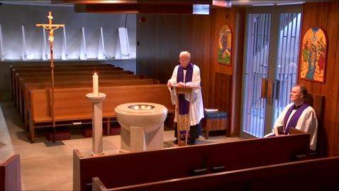 Thumbnail for entry Kramer Chapel Sermon - Monday, March 30, 2020
