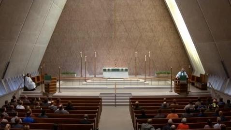 Thumbnail for entry Kramer Chapel Sermon - October 16, 2017