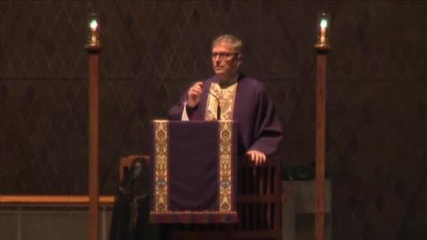 Thumbnail for entry Kramer Chapel Sermon - March 24, 2016