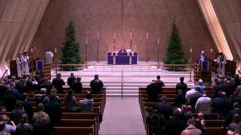 Thumbnail for entry Kramer Chapel Sermon - Wednesday, December 11, 2019