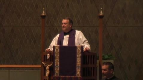 Thumbnail for entry Kramer Chapel Sermon - December 8, 2015