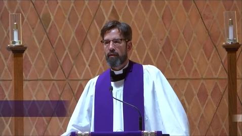 Thumbnail for entry Kramer Chapel Sermon - Tuesday, March 30, 2021