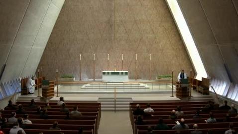 Thumbnail for entry Kramer Chapel Sermon - February 13, 2017