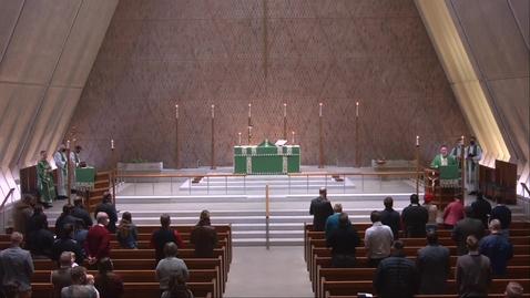 Thumbnail for entry Kramer Chapel Sermon - Wednesday, February 10, 2021