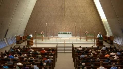 Thumbnail for entry Kramer Chapel Sermon - November 7, 2016