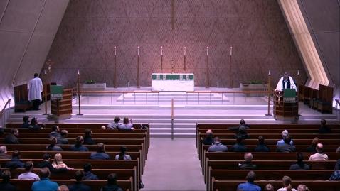 Thumbnail for entry Kramer Chapel Sermon - Thursday, February 13, 2020