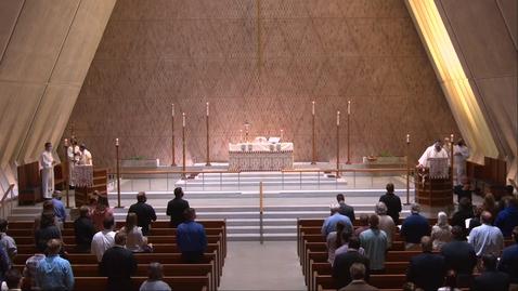 Thumbnail for entry Kramer Chapel Sermon - Tuesday, September 29, 2020