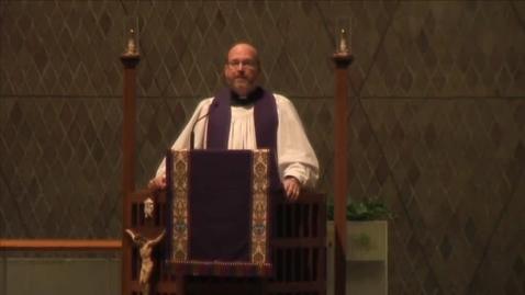 Thumbnail for entry Kramer Chapel Sermon - December 4, 2015