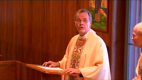 Thumbnail for entry Kramer Chapel Sermon - Thursday, August 15, 2019