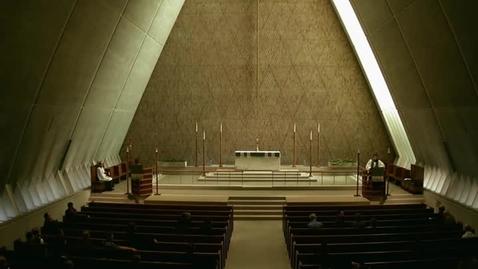 Thumbnail for entry Kramer Chapel Sermon - November 11, 2014