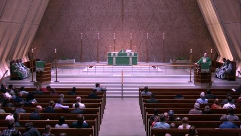 Thumbnail for entry Kramer Chapel Sermon - Wednesday, February 12, 2020