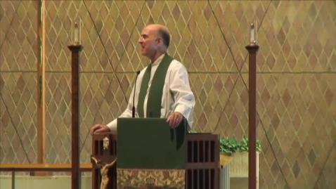 Thumbnail for entry Kramer Chapel Sermon - February 13, 2015