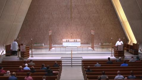 Thumbnail for entry Kramer Chapel Sermon - Friday, May 7, 2021